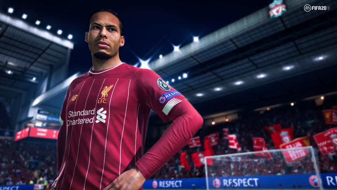 FIFA 20 tops busy September charts in the UK
