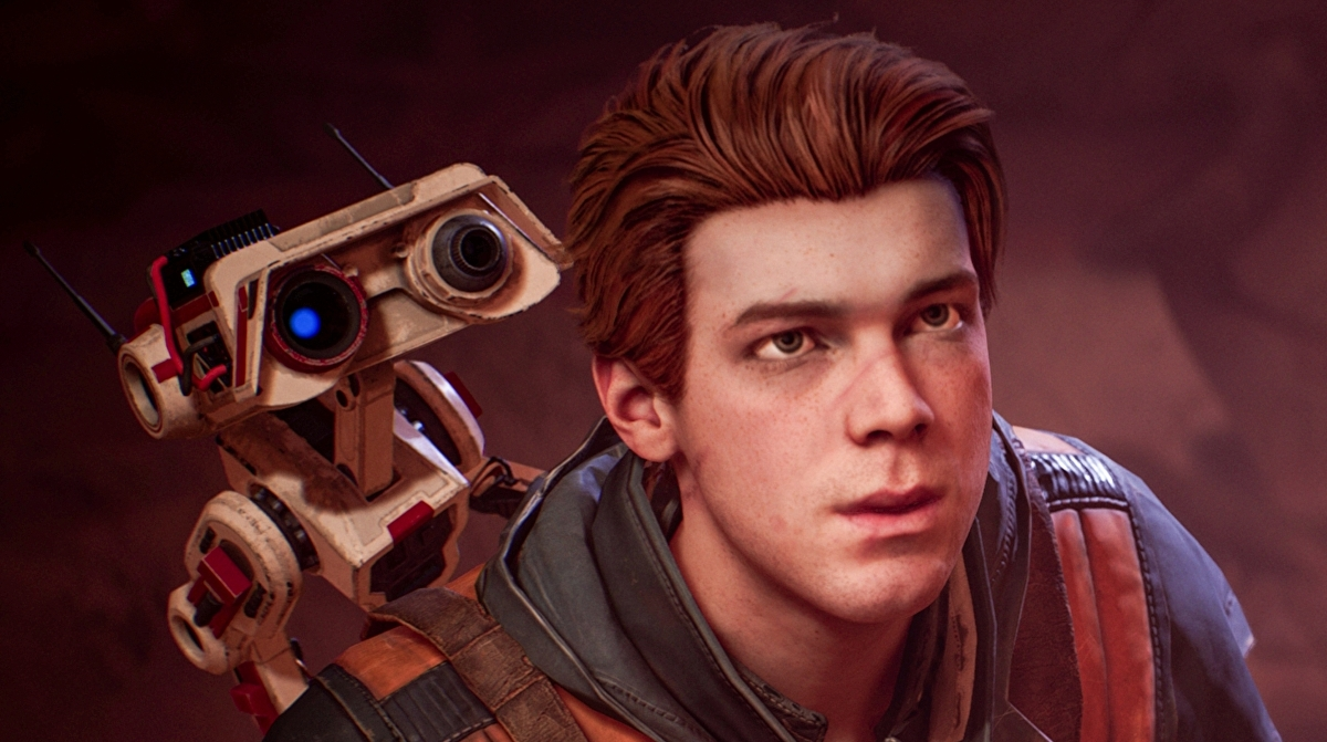 Star Wars Jedi: Fallen Order director on risk-taking, crunch, and Cal