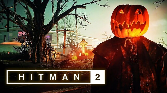 Hitman 2 Halloween Mission Launches Hallowstream 2019