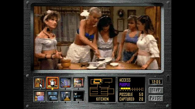 Hallowstream Salutes FMV Horrorshow Night Trap 25th Anniversary Edition