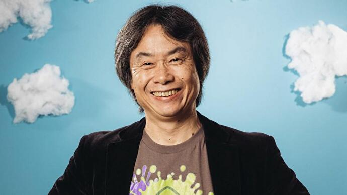 Shigeru Miyamoto recognized by the Japanese Ministry of Culture for his merit