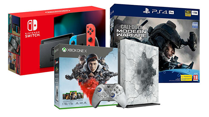 ebay_10_per_cent_ps4_xbox_one_switch_console_deals