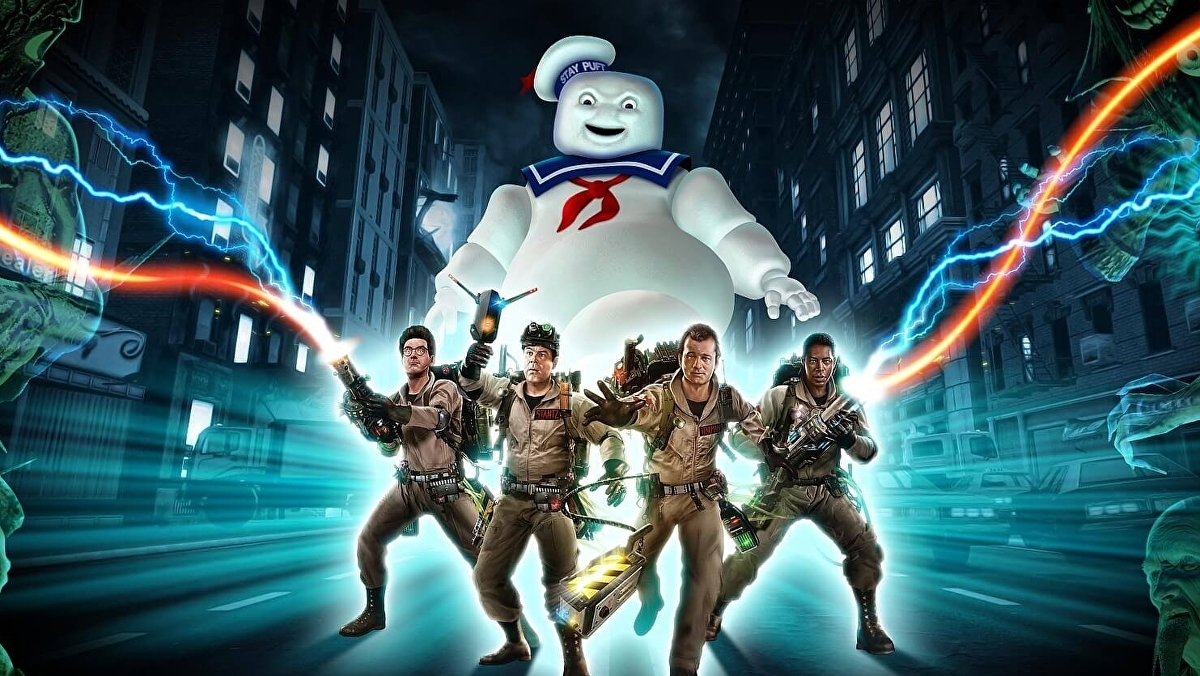 The Double-A Team: Ghostbusters: The Video Game makes me feel good