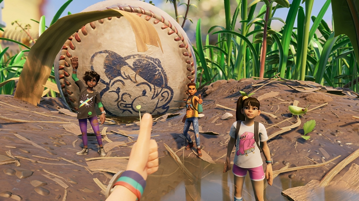 Obsidian's first Microsoft-owned game is basically Honey I Shrunk the Kids