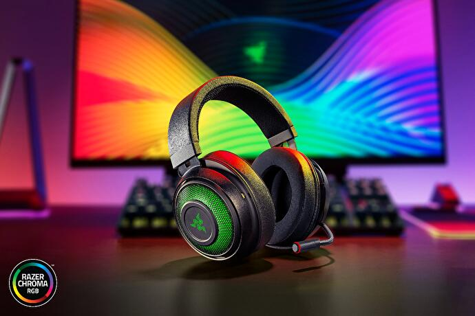 Kraken Ultimate is the new headset from Razer and has spatial audio from THX