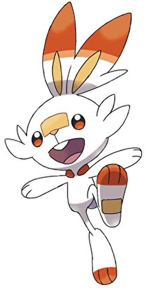 Pokemon Sword And Shield Starters Sobble Scorbunny And Grookey Evolutions Base Stats And Which Starter Is Best Eurogamer Net This will cause it to take more damage from flying, poison, bug, fire, ice type moves and will take grookey can learn the normal type move endeavor at level 36. pokemon sword and shield starters