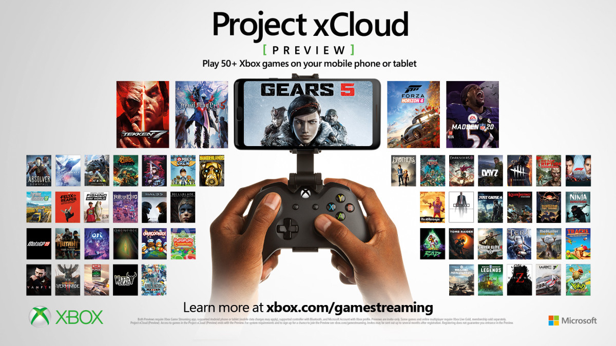 Xbox People Are Using Xcloud To Create Couch Co Op Gamesindustry Biz