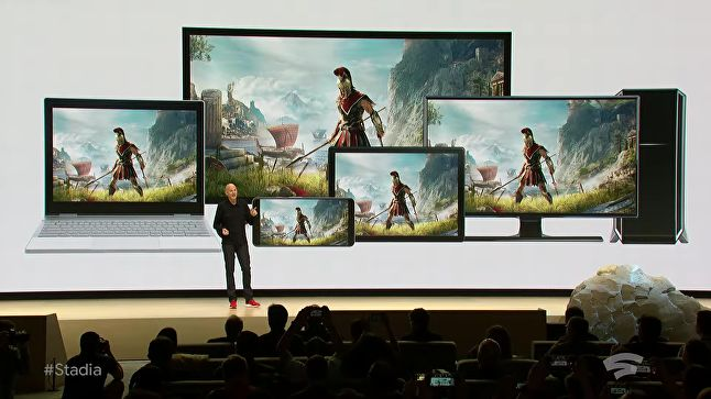 Stadia nearly doubles line-up just days before launch