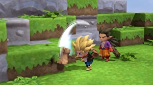 Dragon Quest Builders 2 is heading to PC in December