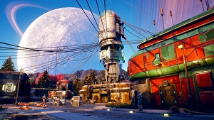 The Outer Worlds' latest patch fixes font size issues, foliage envy, and more