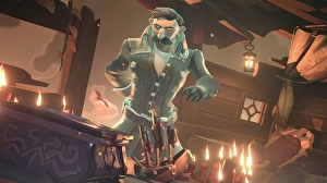 Sea of Thieves adds firebombs, flammable ships, and a ghostly Tall Tale