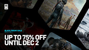 Red Dead Redemption 2 and more discounted in Epic Games Store's Black Friday sale
