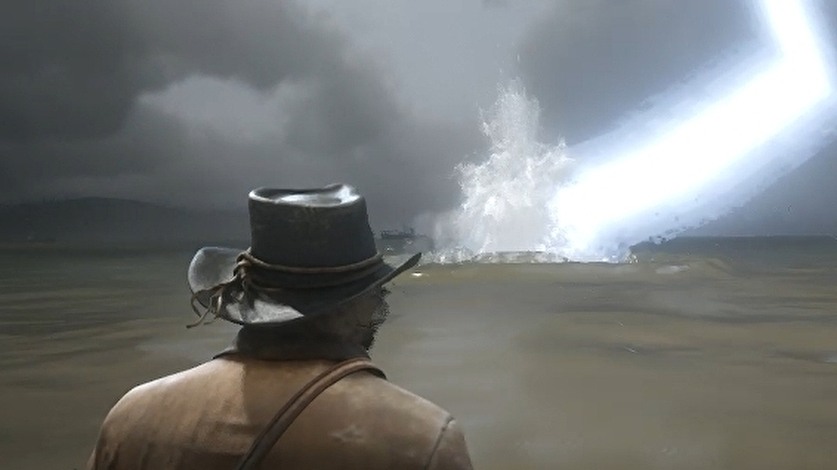 Red Dead Redemption 2 mod lets you smite foes with terrifying Thor lightning