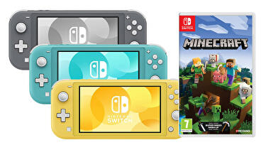 You Can Now Get A Nintendo Switch Lite With A Free Copy Of Minecraft Eurogamer Net