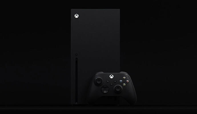 The Next Xbox Is Called Xbox Series X Eurogamer Net