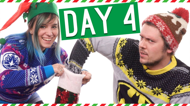 Mike Draws Madden Mission in Xmas Challenge Day 4