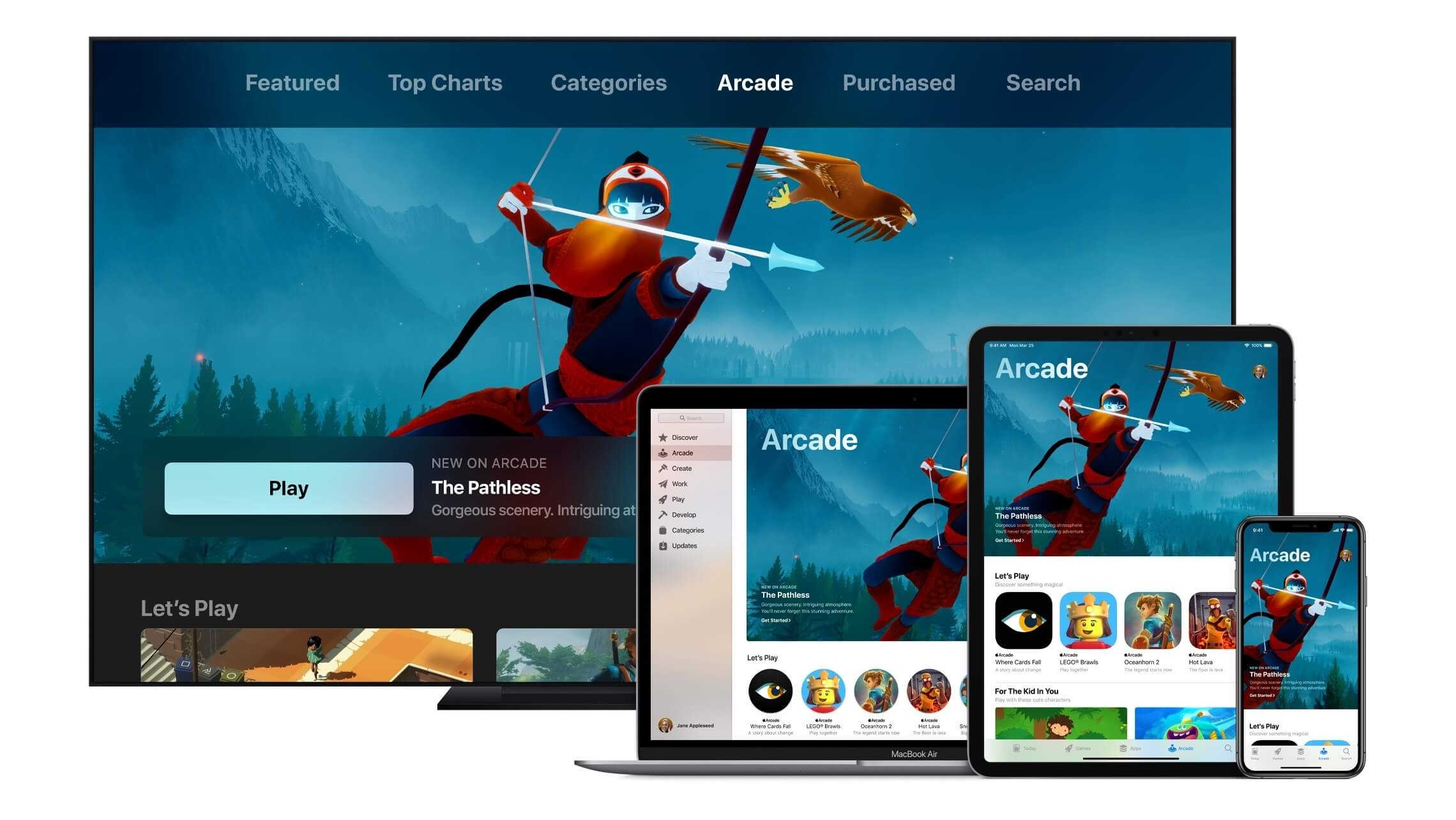 Apple Arcade now has a cut-price annual payment tier
