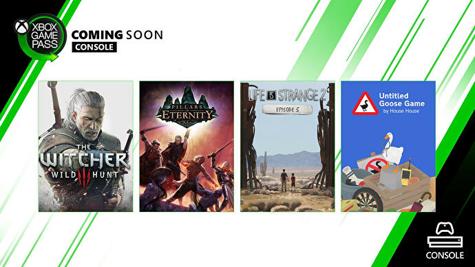 Image result for The Witcher 3, Pillars of Eternity coming to Xbox One Game Pass this week