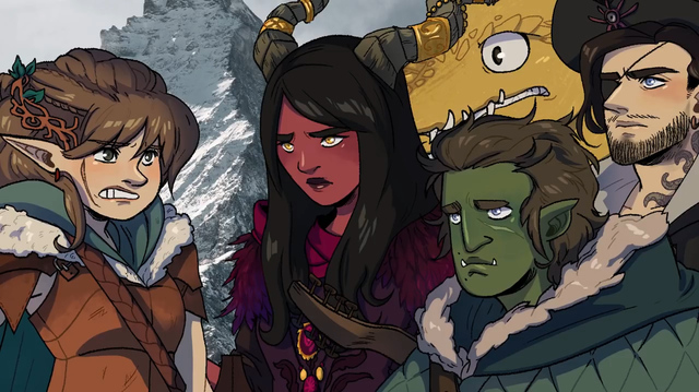 Dungeons and Dragons Campaign Takes Oxventure to New Heights
