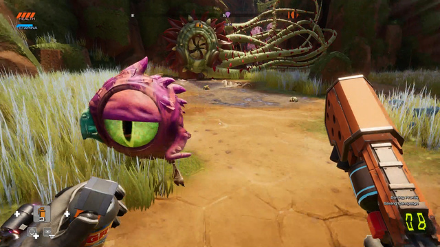 We Explore the Gooey New World of Journey to the Savage Planet