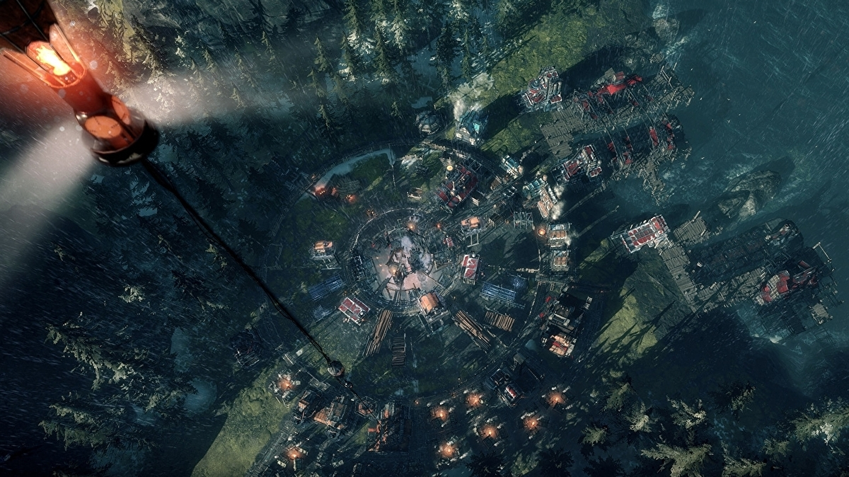 Frostpunk's pre-freeze Last Autumn DLC shakes things up in new gameplay video