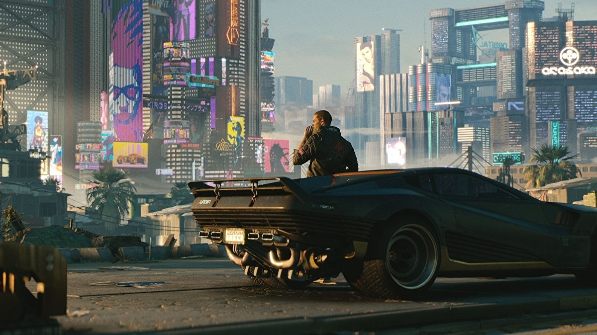 CD Projekt says Cyberpunk 2077's multiplayer likely won't arrive until after 2021