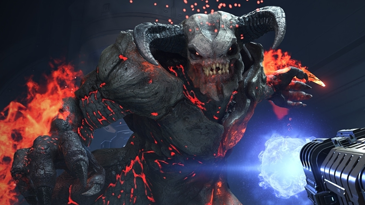 Doom Eternal Hands On Can Id S Next Game Possibly Live Up To