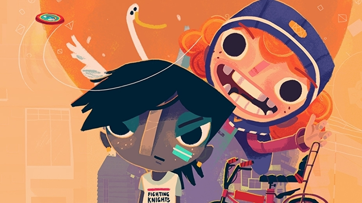 Co-op coming-of-age adventure Knights and Bikes is heading to Switch next month