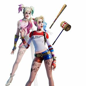 Fortnite is getting a Harley Quinncrossover