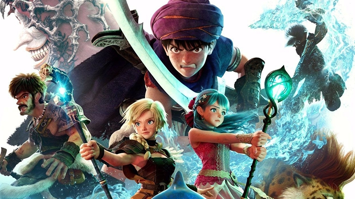 Dragon Quest: Your Story review - a film that's faithful to the charms of the grand dame of RPGs