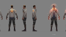 Every character model is the exact same size, regardless of your Agent.