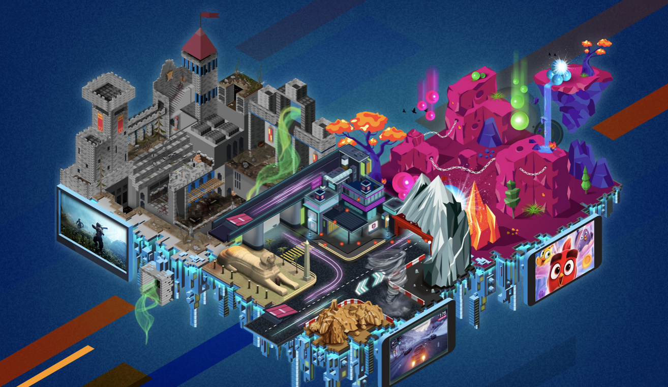 How Amazon Web Services is powering some of the world's biggest video games