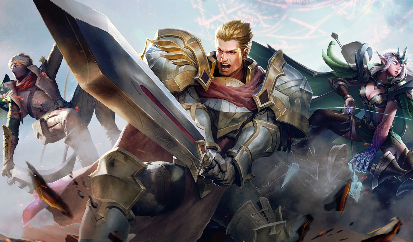 arena of valor.'