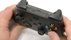 Up top, there is some change. That starts with the shift to USB-C for charging and connecting the controller.
