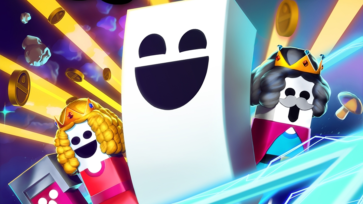 """Pong Quest is a """"hilarious"""" dungeon-crawling spin on the arcade classic 1"""