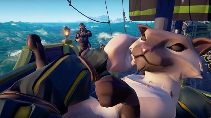 Sea of Thieves overhauling Trading Companies with new competitive Emissary system