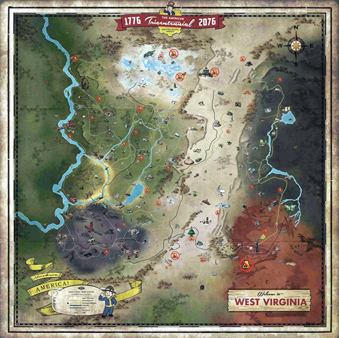 As Fallout 76's big new Wastelanders update moves in, some player camps will have to move on