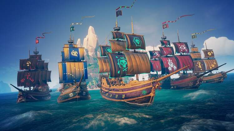 Rare on Sea of Thieves' radical new Emissaries system and ...