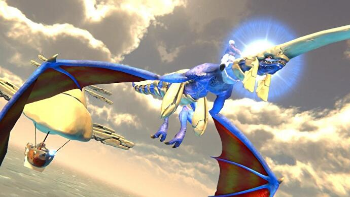 Panzer_Dragoon_Remake_Switch_60fps_HD_Rumble_Update