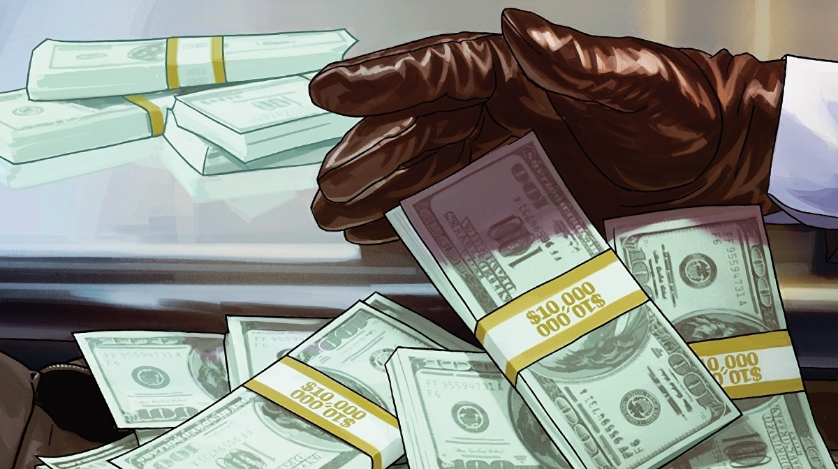 Rockstar will give you $500K of in-game currency if you play GTA Online any time in May 1