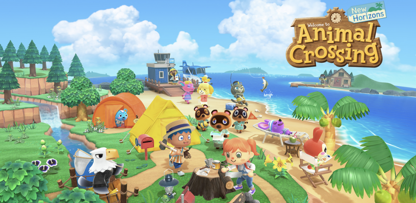 UK Charts: Animal Crossing holds No.1 in another quiet week