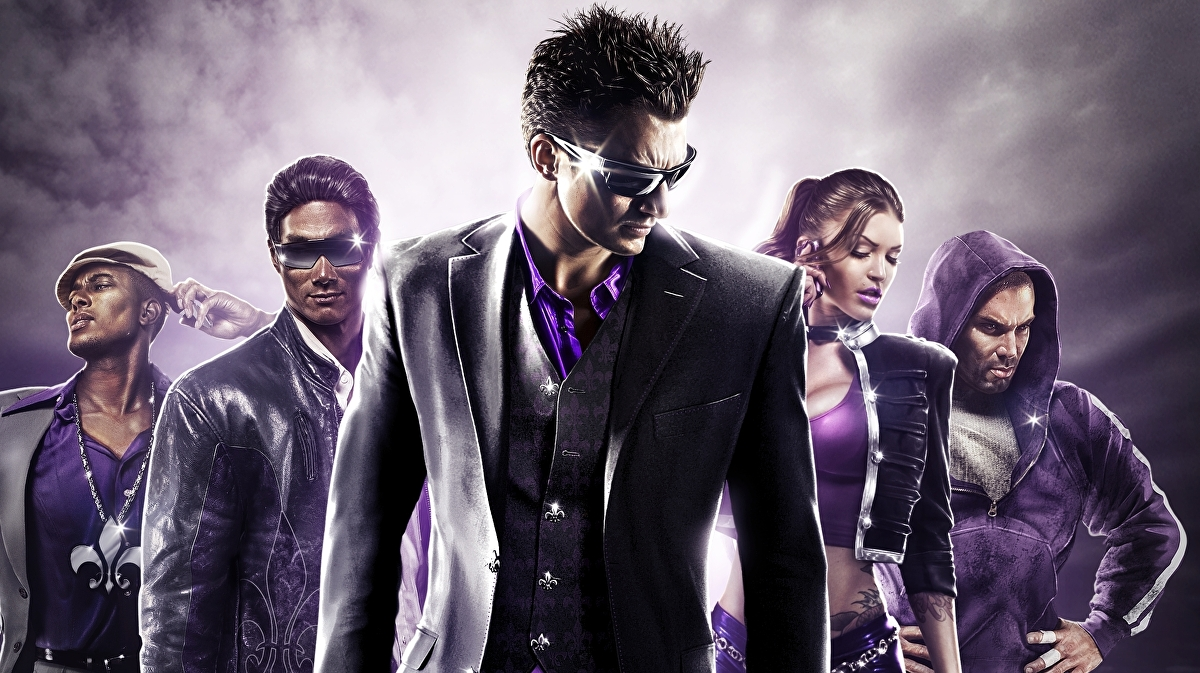We're not kidding - the Saints Row The Third remaster is exceptional