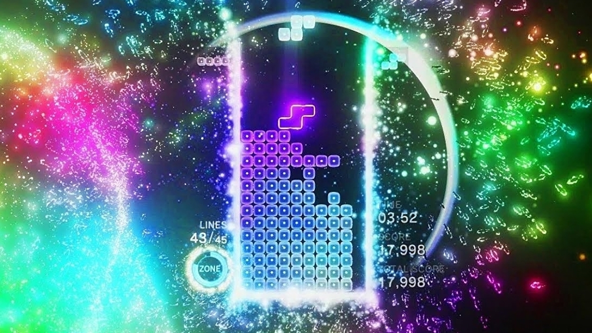 Tetris Effect's uplifting soundtrack now available to stream