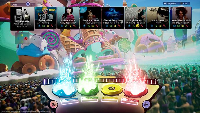 We tested Fuser, new from the makers of Guitar Hero