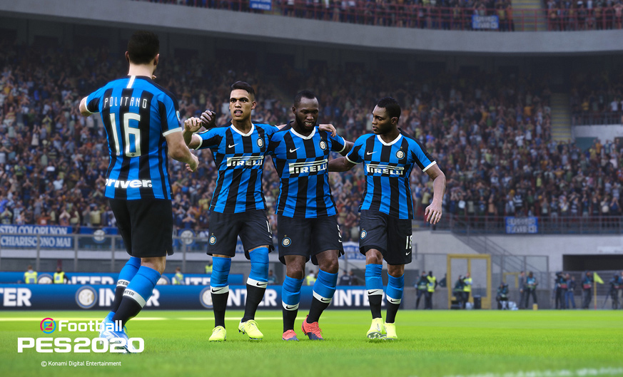 PES loses licenses for AC Milan and Inter Milan - GamesIndustry.biz