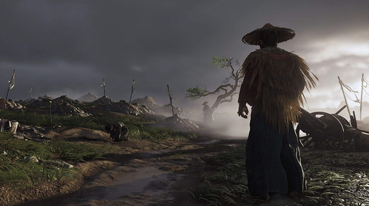 Here's 2 minutes and 13 seconds of the glorious Ghost of Tsushima - Eurogamer.net