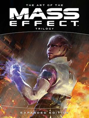 Art of the Mass Effect Trilogy: Expanded Edition book pops up for pre-order