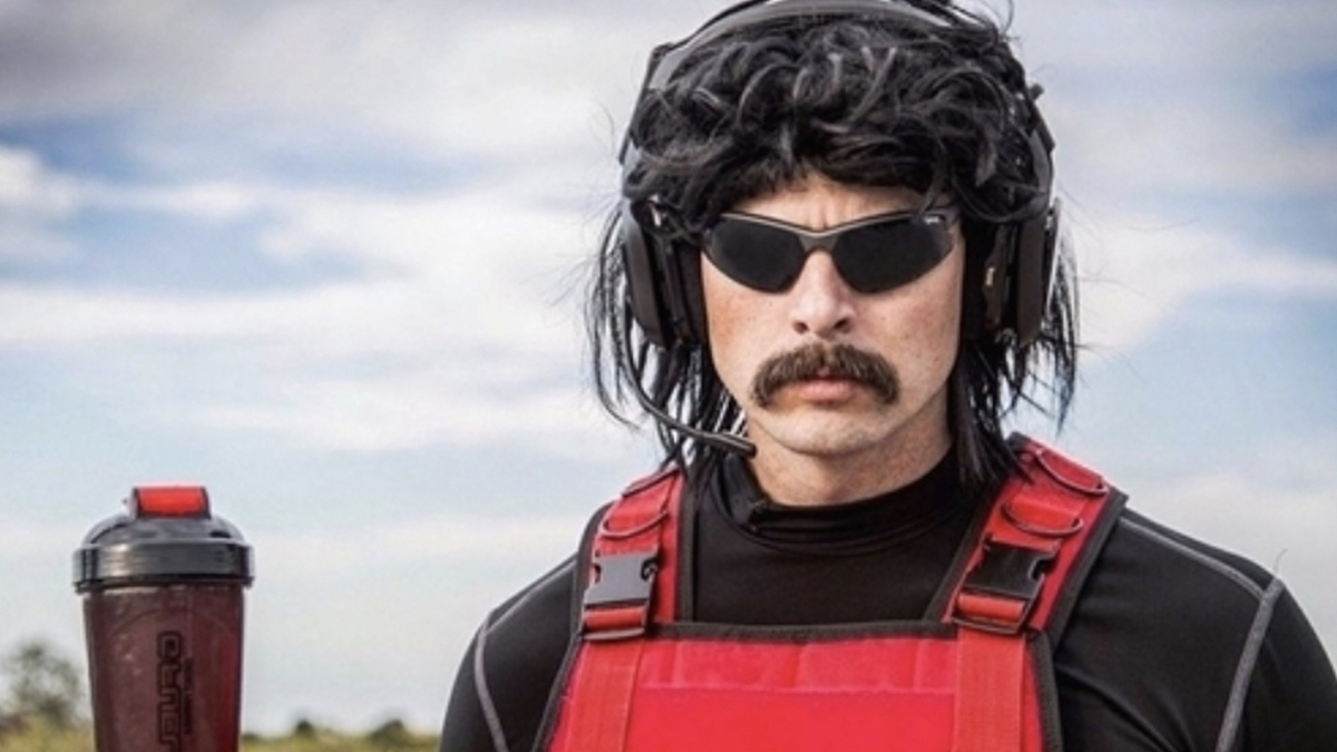 Dr Disrespect says he