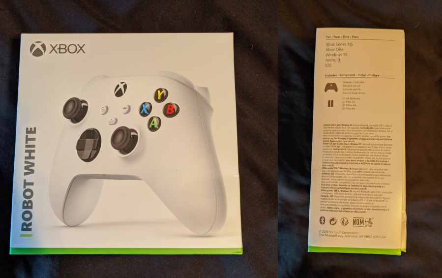 Xbox Series S confirmed by leaked controller | GamesIndustry.biz