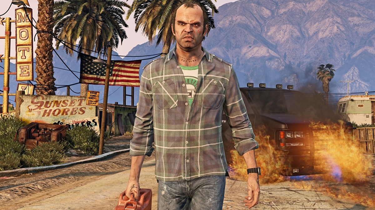 Grand Theft Auto 5 sold over 400,000 copies during lockdown in the UK alone